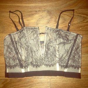NWT Victoria's Secret Lace Bralette